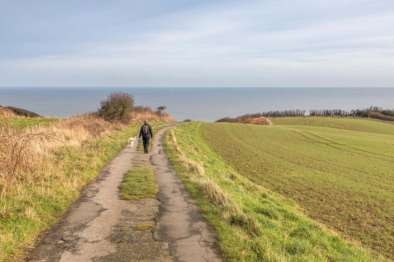 Hayburn Wyke walk