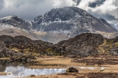 Innominate Tarn and Great Gable