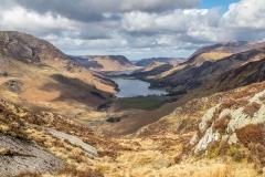 Haystacks view