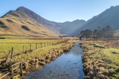 Haystacks walk, Warnscale Beck