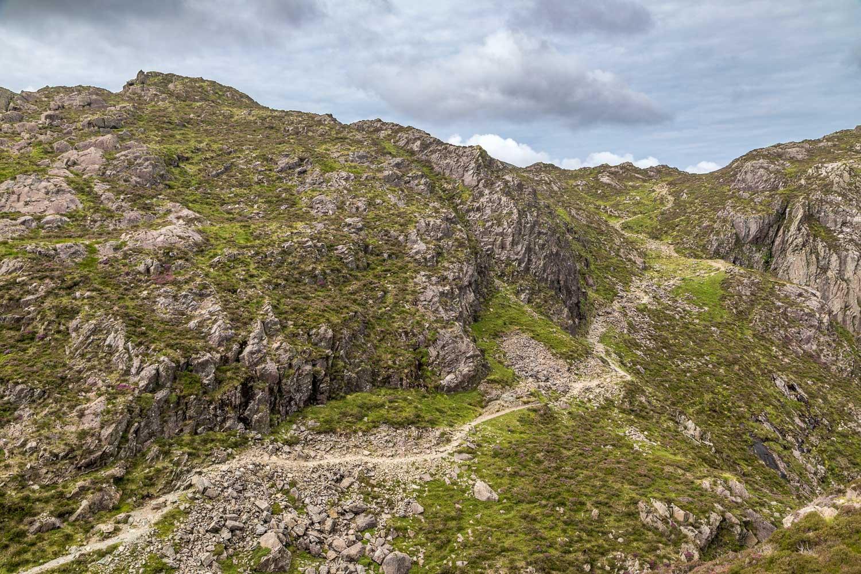 Haystacks path