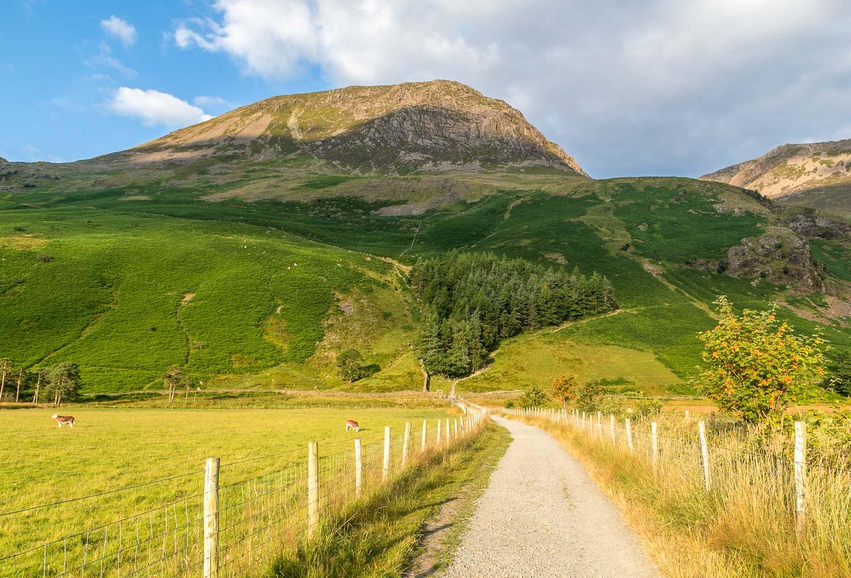 High Crag, Haystacks walk