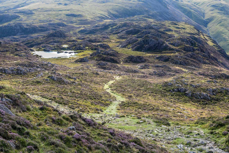 Haystacks walk, Innominate Tarn