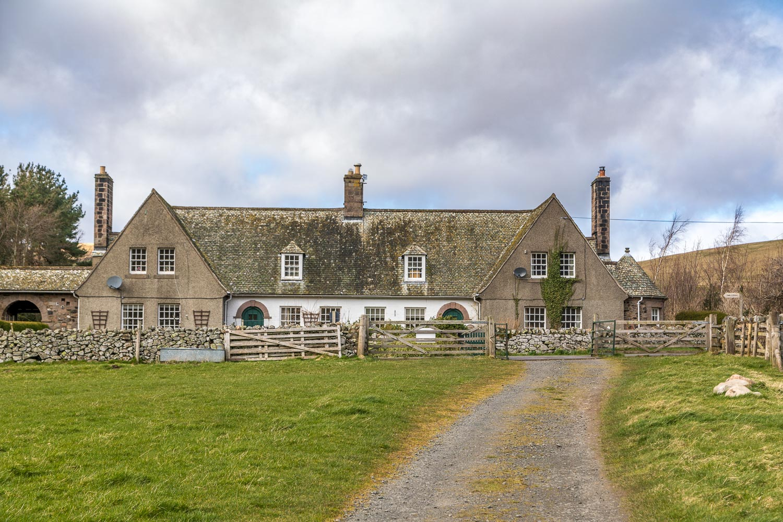 Hethpool Manor