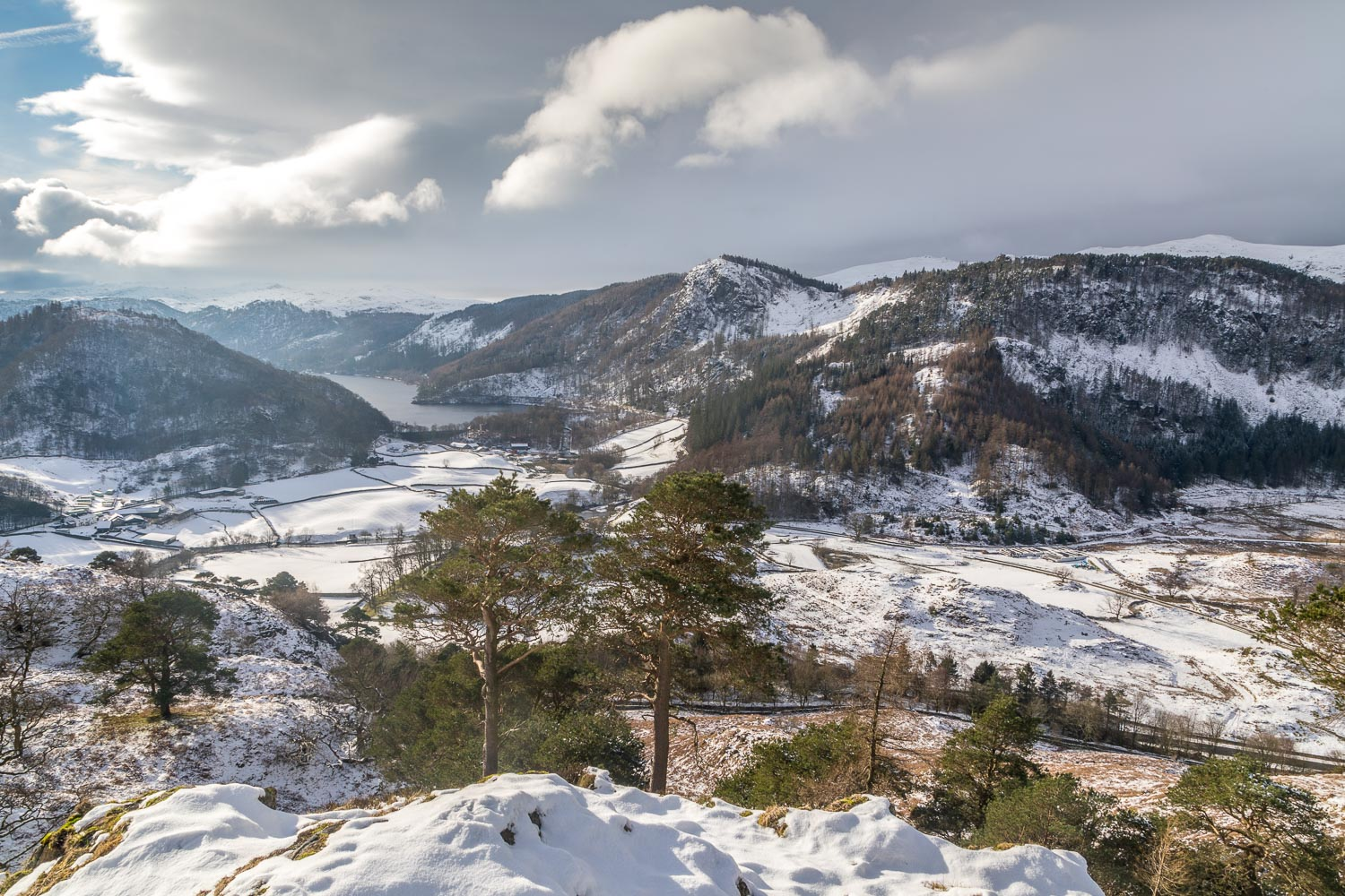 High Rigg, Thirlmere