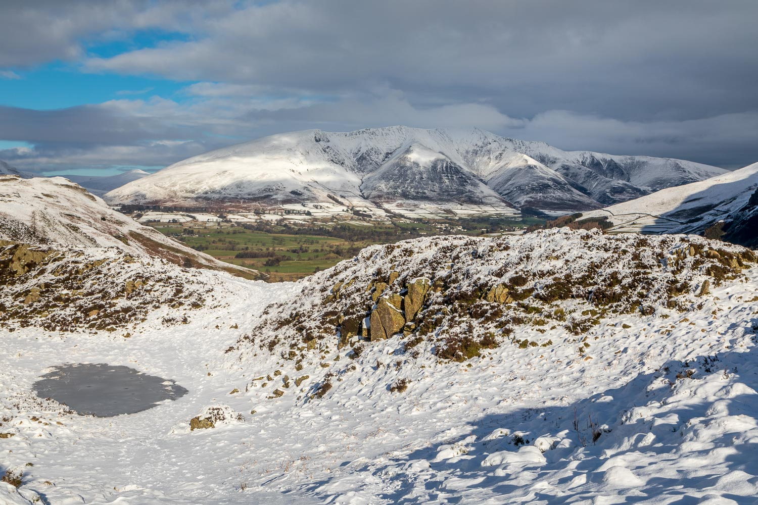 High Rigg, Blencathra