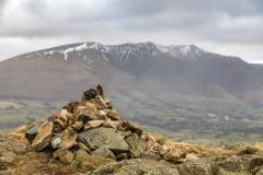 High Rigg summit