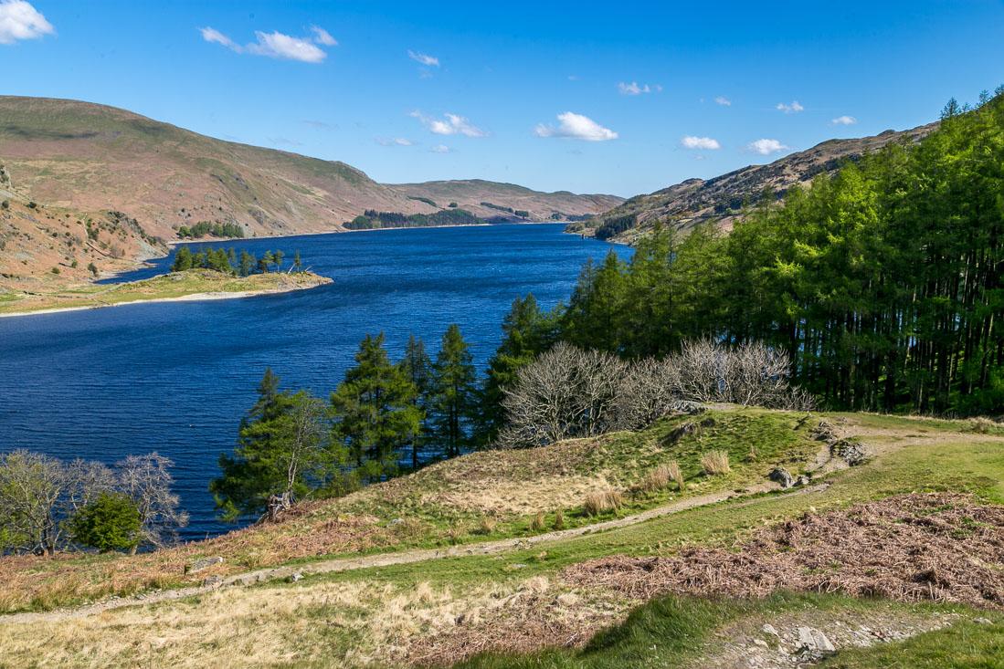 High Street-walk Lake District, Haweswater