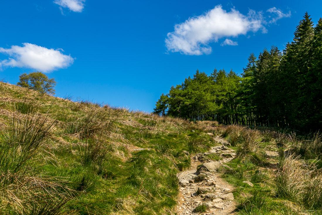 High Street-walk Lake District