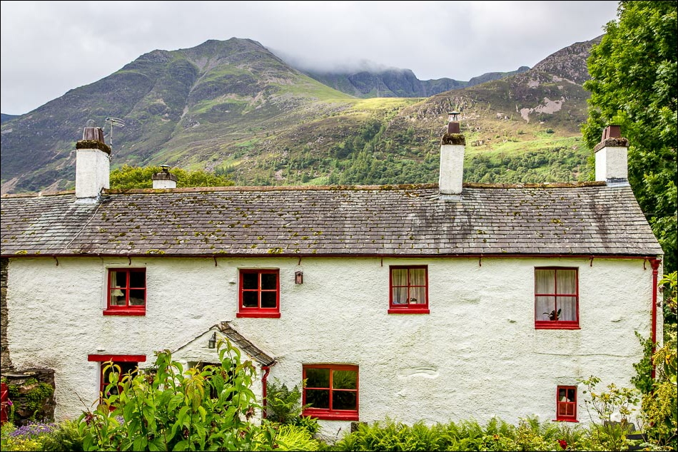 High Stile from Buttermere
