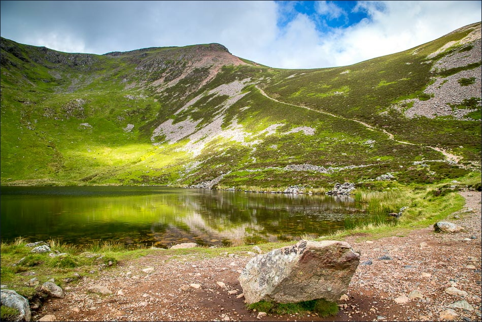 Bleaberry Tarn, Red Pike