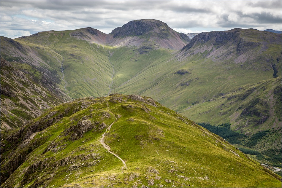 Seat and Great Gable