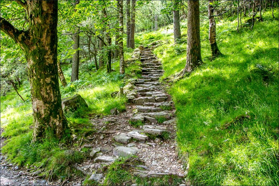 High Stile Range walk