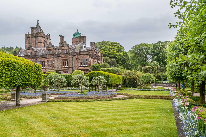 Holker Hall Holker Hall Gardens Lake District Gardens
