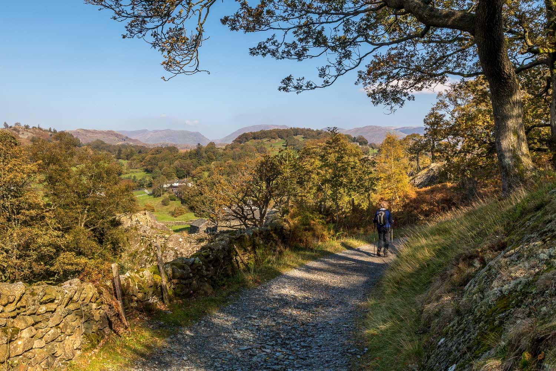 Holme Fell walk