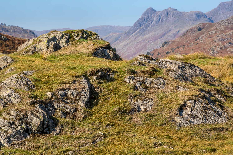 Pike o'Stickle and Loft Crag