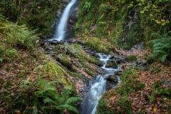 Holme Force waterfalls
