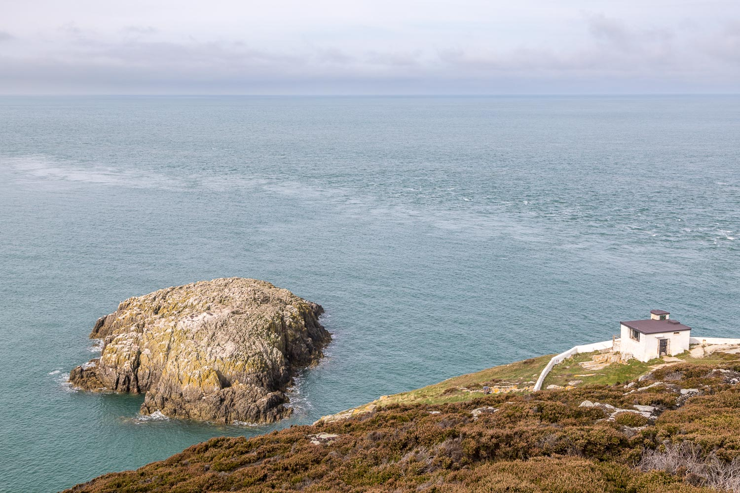 Parliament House, North Stack, Ynys Arw