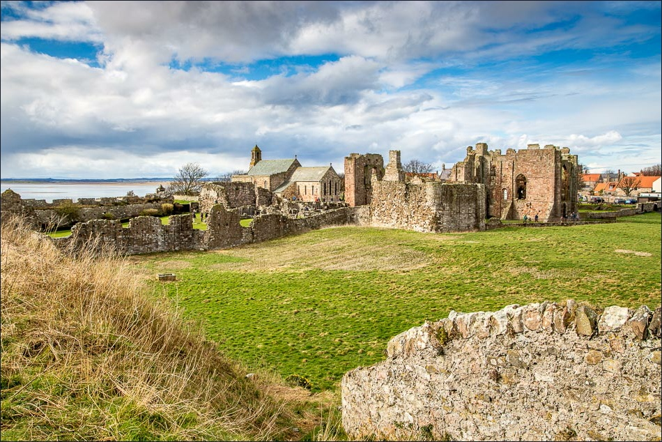 Lindisfarne Priory Holy Island