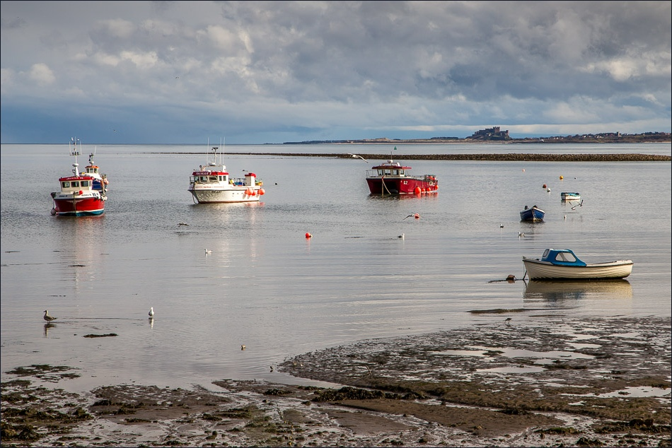 Inner Harbour, The Ouse, Holy Island
