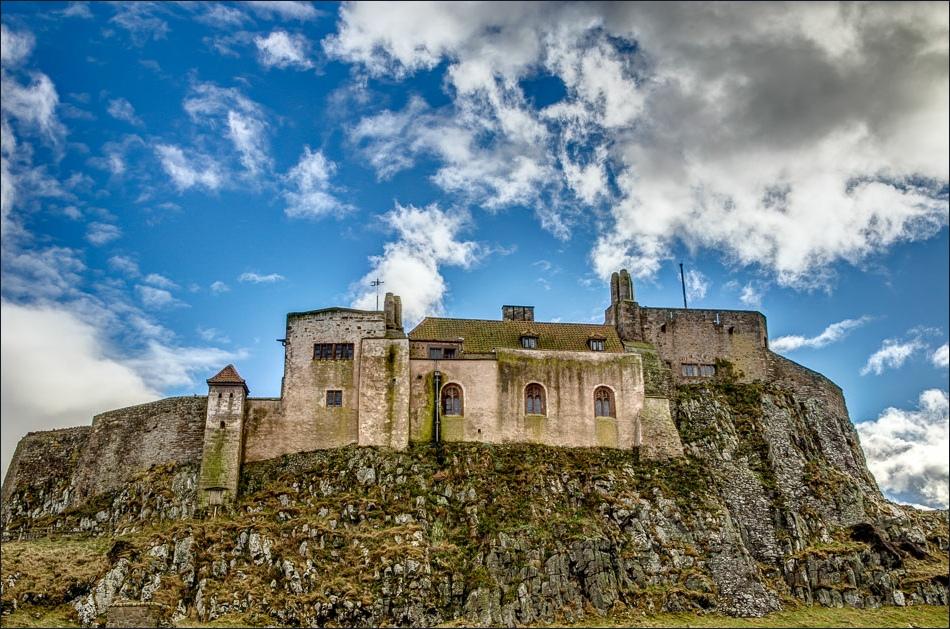 Lindisfarne Castle Holy Island