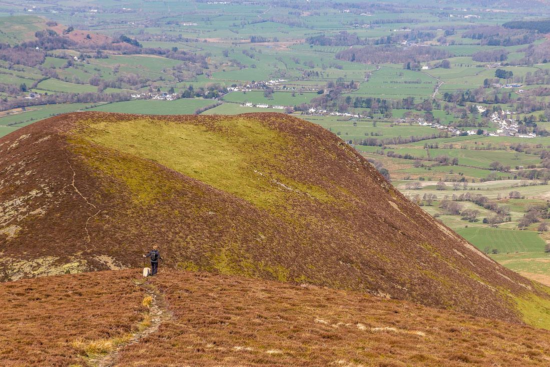 Hopegill Head walk, Whiteside walk, Dodd