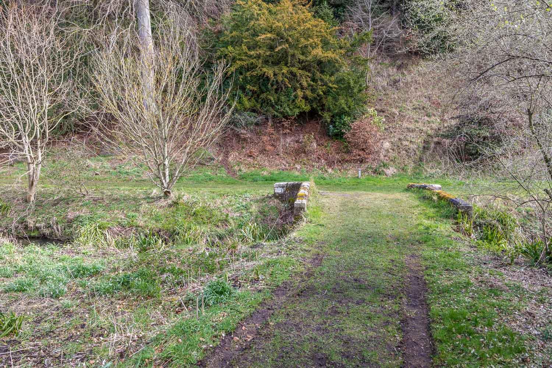 The Long Walk, Howick Hall