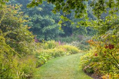 Howick Hall, Howick Hall Garden