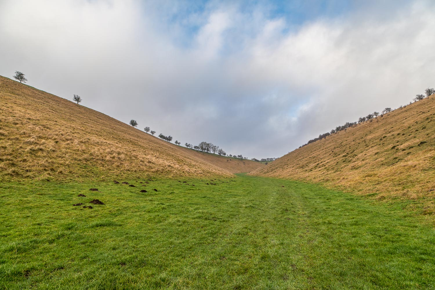 Holm Dale, Yorkshire Wolds walk