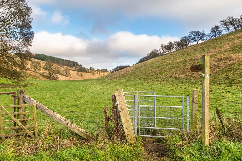 Harper Dale, Yorkshire Wolds walk