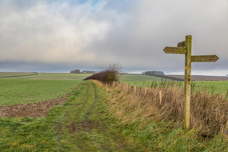 Huggate walk, Yorkshire Wolds walk