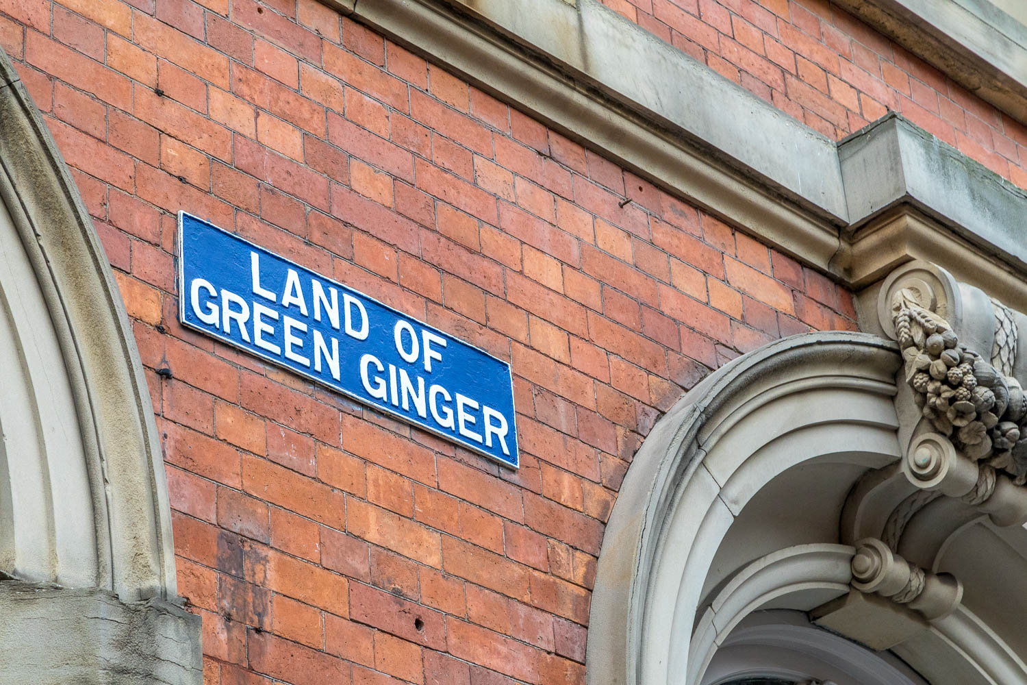 Hull Fish Trail, Land of Green Ginger