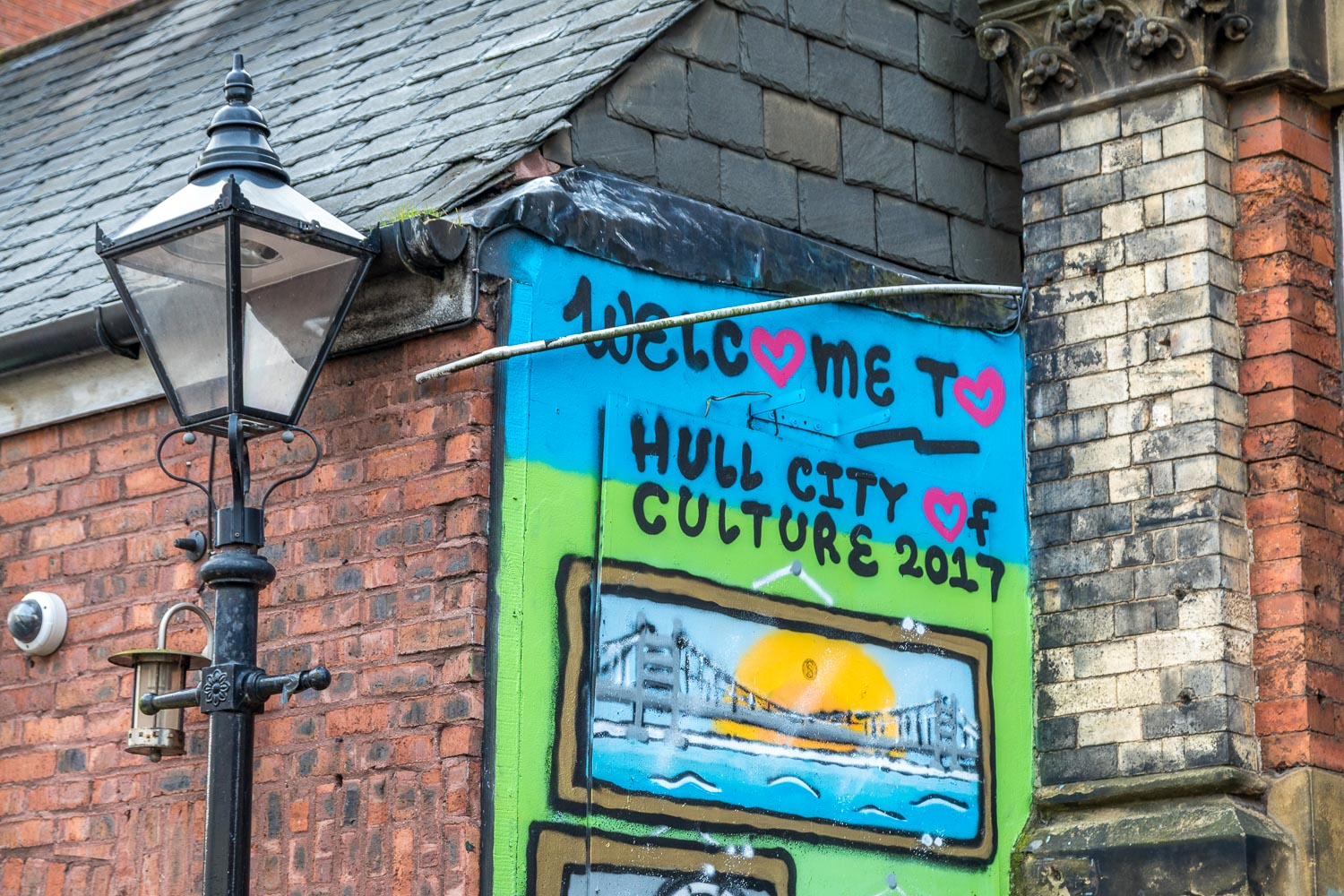 Hull Fish Trail