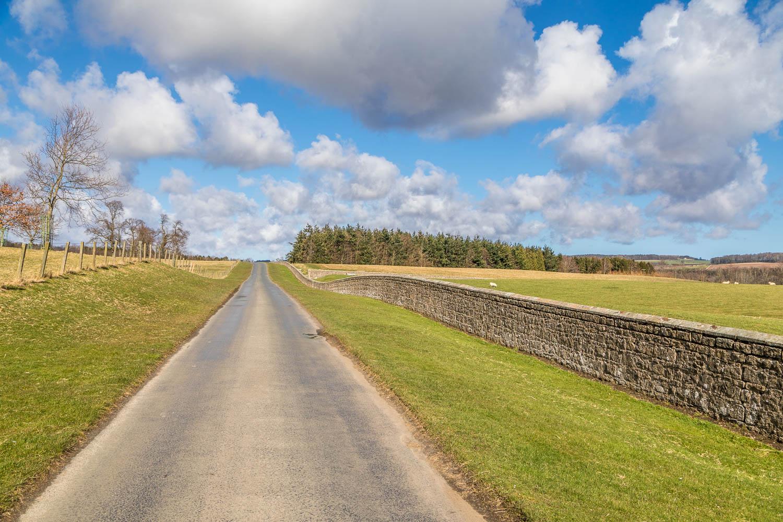 Farm Drive, Hulne Park