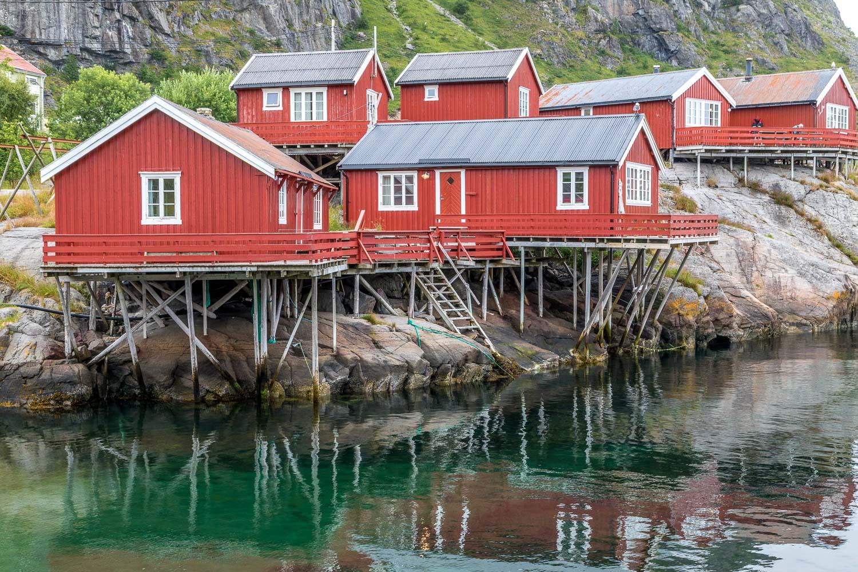 village of Å, Lofoten