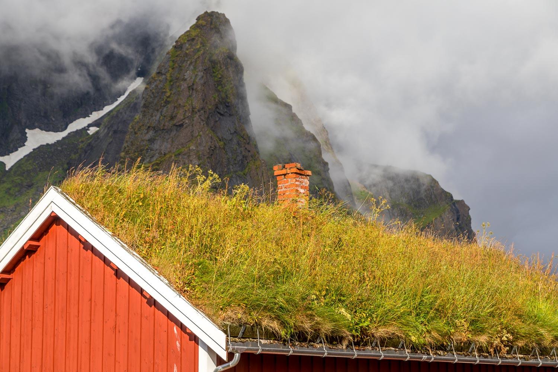 Reine Rorbuer, Lofoten