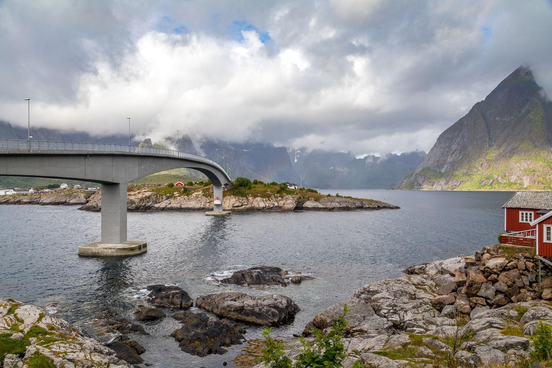 Hamnøy Bridge, Lofoten