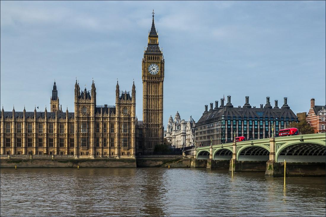 Jubilee Walkway, Big Ben