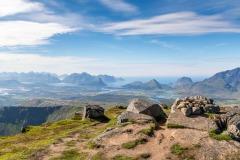 Justadtind view, Lofoten