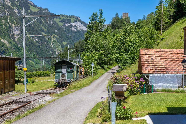 Mitholtz Blausee station