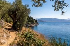 Kerasia walk, Corfu walk