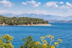 Kerasia walk, Corfu walk, Cape Canonas