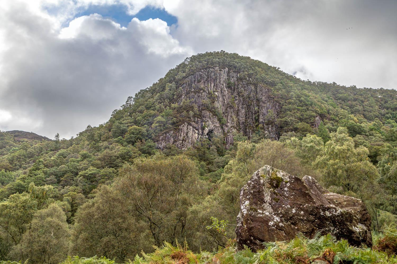 Kings How, Grange Fell, Greatend Crag