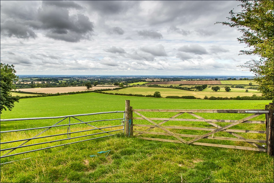 Vale of York view