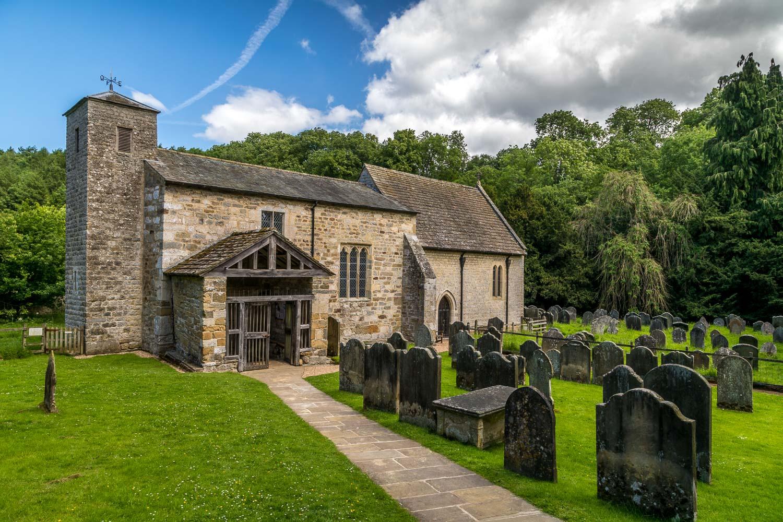 Kirk Dale walk, North Yorkshire walk, St Gregorys Minster