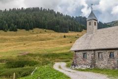 Chapel in Ubine