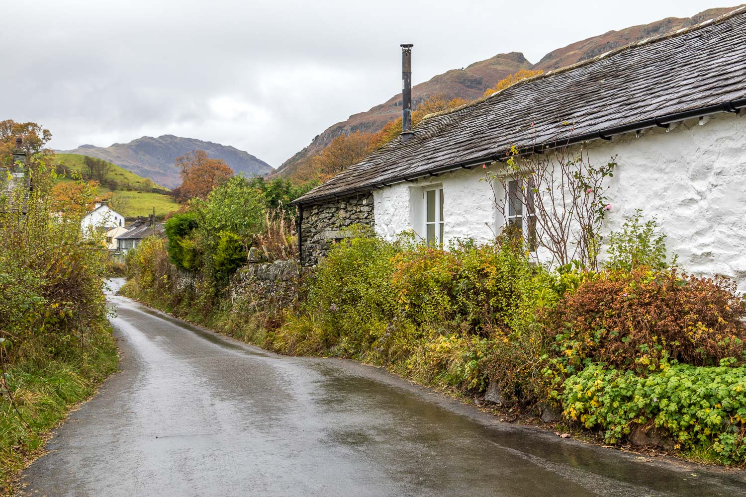 Wilson Place, Little Langdale