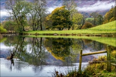 River Brathay Langdale