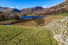 Elter Water walk, Little Langdale walk, Little Langdale Tarn