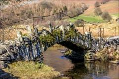 Elter Water walk, Little Langdale walk, Slaters Bridge
